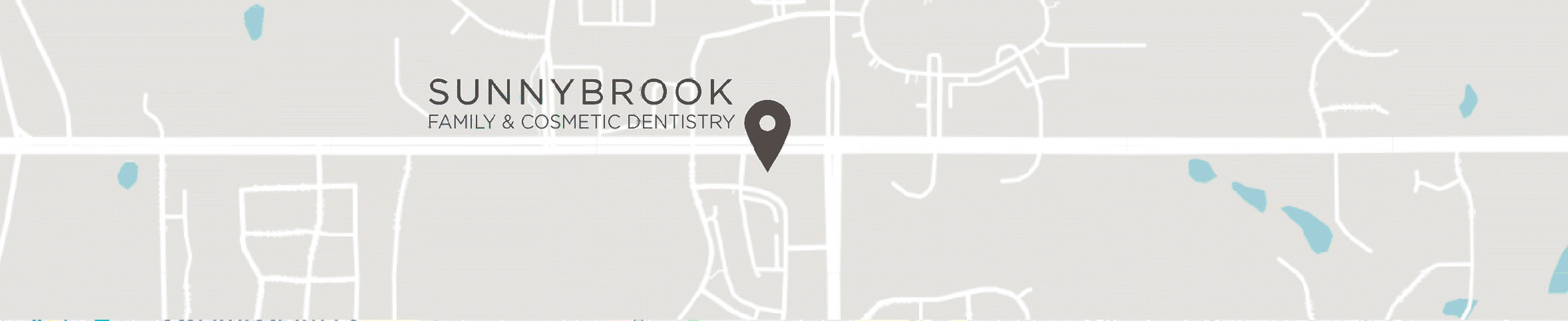 Sunnybrook Dental Map